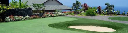 the many benefits of installing a hawaii golf putting green