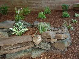 using rocks in your home landscape gardenvoice com