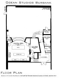 floor plan u2013 ocean studios