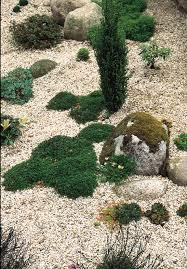hard landscape rock gardens