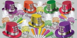 new years kits multi colored new year s party kits