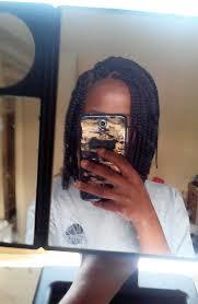 diy bob cut box braids