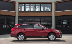 subaru outback touring interior 2017 subaru outback in depth model review car and driver