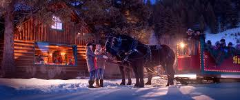 sleigh rides sun valley