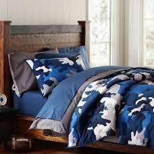 Blue Camo Bed Set Army Camo Bedding For All Modern Home Designs