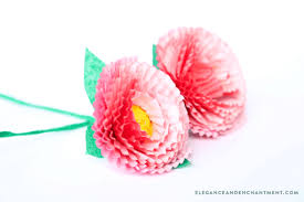 Paper Flower 16 Diy Quality Paper Flower Tutorials You Will Love