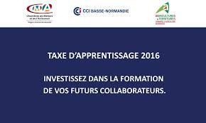 chambre des metiers basse normandie taxe apprentissage 2016 actualités services en ligne accueil