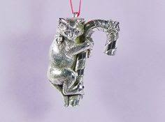sitting pendant in sterling silver cat of mine silver cat