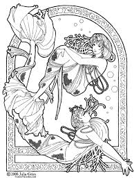 mermaid coloring book the little mermaid coloring pages free to