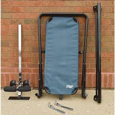 Heavy Duty Inversion Table Other Fitness Equipment Ebth