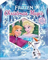 disney frozen magic book by lori froeb official