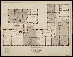 house plans with separate apartment home architecture floor plans â chester court house plans with