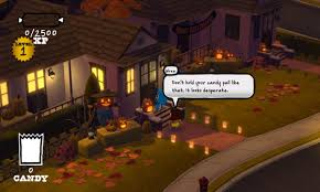 halloween videogames costume quest u2013 creepy la the los angeles