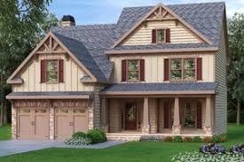 Two Story Craftsman Craftsman House Plans Dreamhomesource