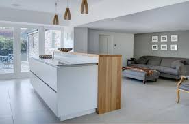 roundhouse design a bespoke designer kitchen company in london children matt lacquer kitchen