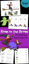 room on the broom printables for prek u0026 k totschooling toddler