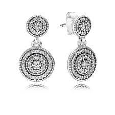 Elegance by Radiant Elegance Clear Cz Pandora Jewelry Us