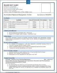 resume headline for freshers luxury image of mba hr fresher resume format business cards and