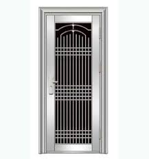 modern design stainless steel front doors for homes suppliers and