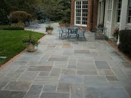Patio Flagstone Designs Flagstone Walkway And Patio Design Reston Va Steadfast Construction
