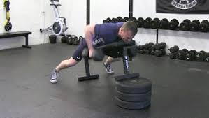 Dumbbell Exercises On Bench Back Exercises Using A Bench
