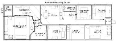 Tv Studio Floor Plan by Best Recording Studio Floor Plans Floor Decoration