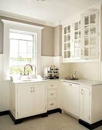 Wainscoting Backsplash Kitchen Molding Around Window Beadboard Ceiling And Wainscoting Would