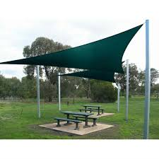 Outdoor Patio Sun Shade Sail Canopy by Quictent 12 U0027 16 5 U0027 18 U0027 20 U0027 Triangle Sun Shade Sail Outdoor Patio