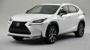 lexus nx and toyota rav4 lexus nx 200t f sport first look autoweek