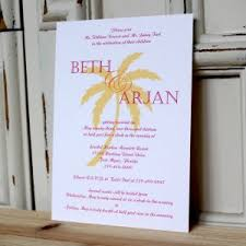 palm tree wedding invitations wedding invitations archives citrine designs