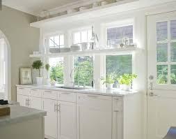 Shelf Over Kitchen Sink by Kitchen Windows Over Sink Shelf Above Sink Window Or Wood