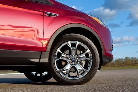 Ford Escape Ecoboost - 2013 ford escape unveiled gets kuga platform ecoboost engines