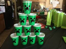 minecraft party decorations 35 best birthday party images on minecraft party