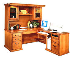 Home Office L Shaped Computer Desk Home Office Modern Traditional Home Office Furniture Of Brown