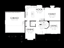 mascord house plan 22112 the alexander
