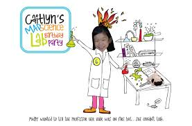 pure joy events mad science birthday party