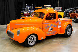 orange cars 2016 2016 cleveland piston powered auto rama is motorvated by gassers