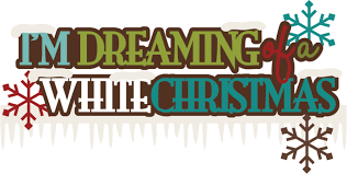 i m dreaming of a i m dreaming of a white christmas svg scrapbook title christmas