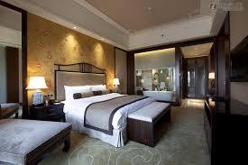 marvelous master bedroom with open bathroom 18 in modern home