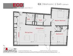 eco allston floor plans luxury layouts