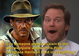 Chris Pratt Meme - meme of the day idie laughing