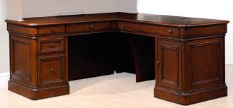 villa toscana 4 piece corner desk brown cherry leon u0027s