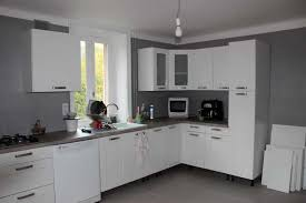 peinture cuisine blanche charmant idee deco cuisine peinture et idee peinture cuisine blanche