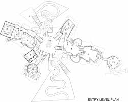 frank gehry floor plans iit college of architecture