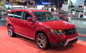 Dodge Journey Seating - chicago 2014 dodge journey crossroad adds sporty flair the