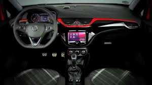 opel corsa opc interior new 2015 opel corsa interior youtube