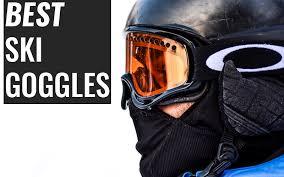 best low light ski goggles top 5 best ski goggles 2017 rizknows