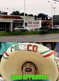 Mexican Christmas Meme - for lease navidad imgflip