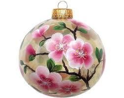 painted ornament etsy