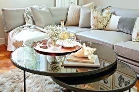 white tray coffee table round mirrored side table childsafetyusa info
